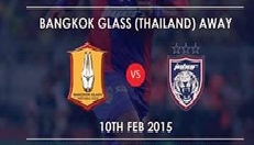 Video JDT Vs Bangkok Glass FC ACL 2015