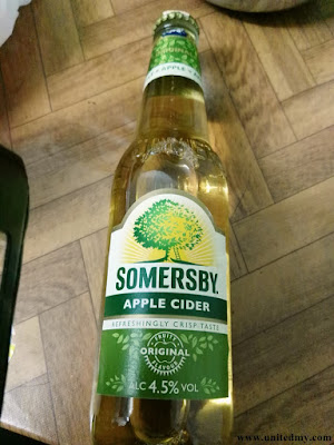 Somersby Apple cider 4.5%