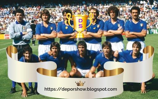 A 11 días del inicio del Mundial Rusia 2018: Recuerdos mundialistas, en España 1982 Brasil brilla, pero Rossi gana el oro para Italia.