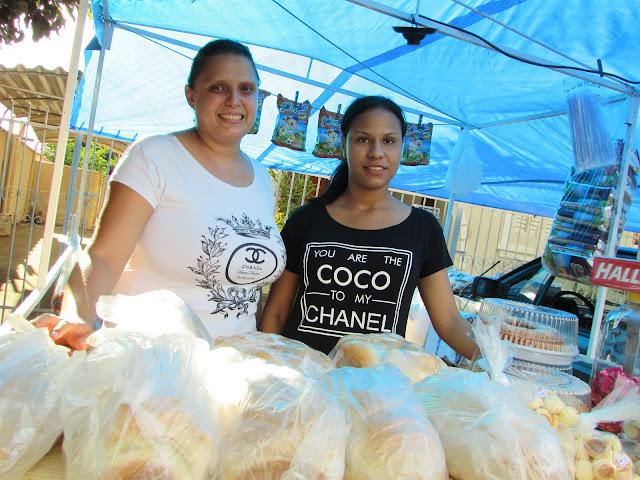 Feira Livre faz sucesso em Cajobi