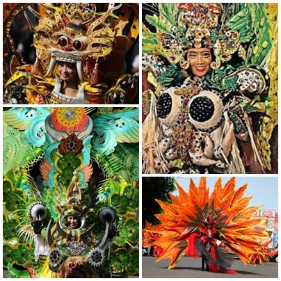 Karnaval Banyuwangi Ethno Carnival