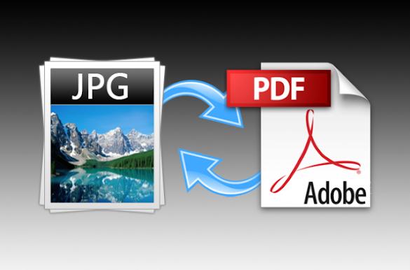 3 Cara Merubah File JPG ke PDF di  HP Android Dengan Mudah