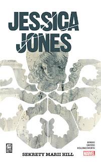 Jessica Jones tom 2 okładka