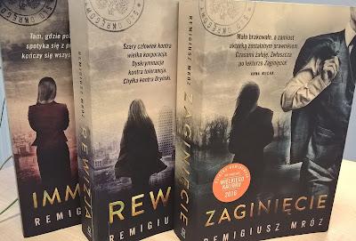 Seria: Joanna Chyłka Remigiusz Mróz