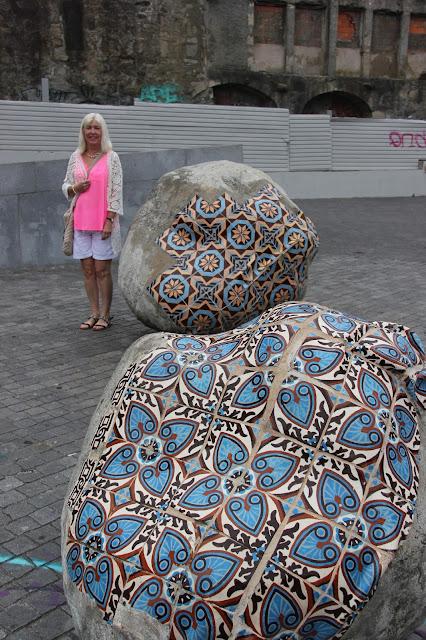 porto sao bento rock tiles