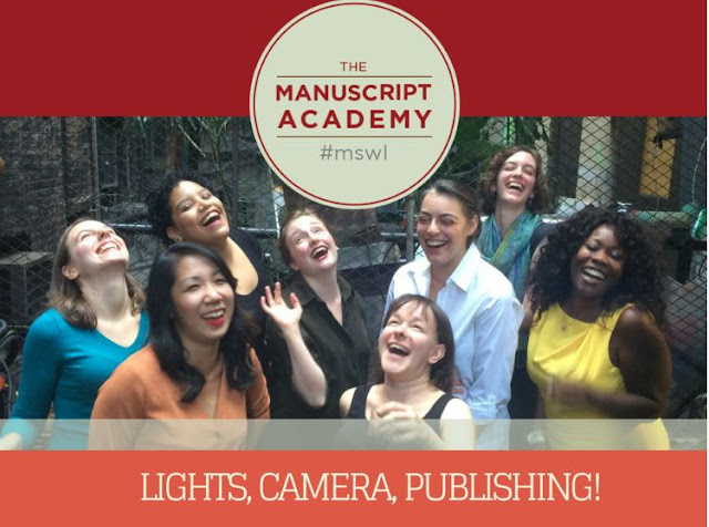 literary agents at the Manuscript Academy