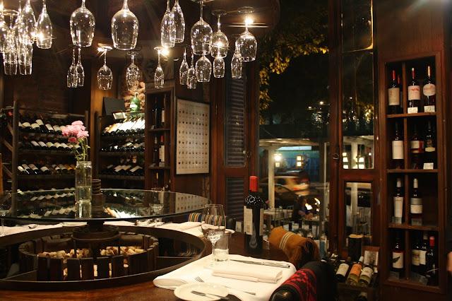 Restaurante Azafran em Mendoza