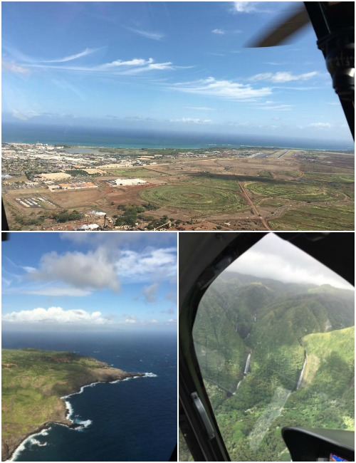 Maui Blue Hawaiian helicopter ride