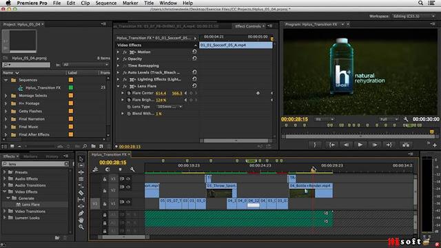 Adobe Premiere Pro CC 2017 v11 DMG File For Mac OS Offline Installer Free Download