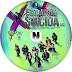 Label DVD Esquadrão Suicida