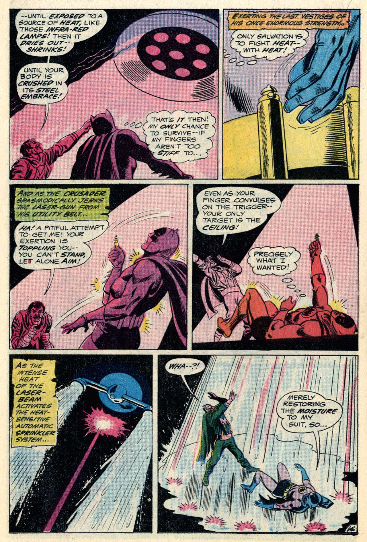 Detective Comics (1937) 390 Page 17