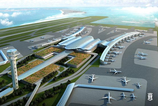 San Miguel Corporation Plans To Fund New Manila International Airport