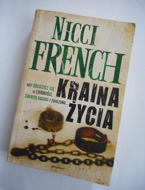 Nicci French, kryminały, recenzje książek,