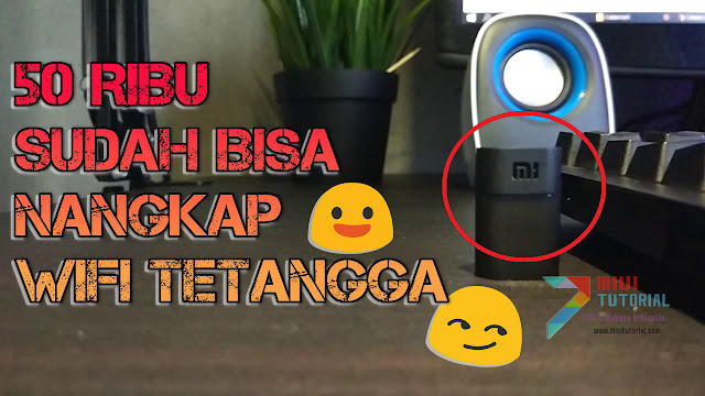 Apakah Ada yang lebih Murah dari Xiaomi Mi Wifi Receiver USB Doungle Ini Cuma 50 Ribuan Saja!