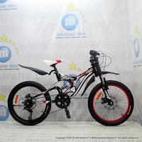 Sepeda Gunung Remaja Pacific X-track Downhill 20 Inci