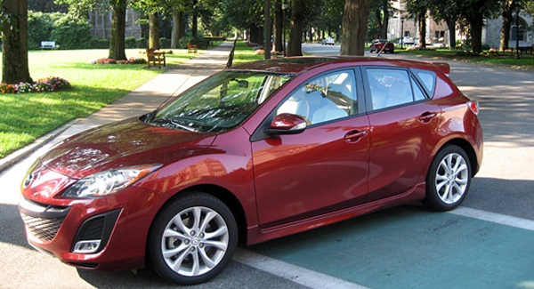 Mazda 3 Hatchback 2010, Consumer Review
