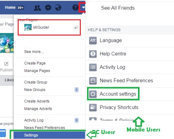 how to stop websites from posting on facebook