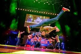 break dance un elemento de la cultura hip Hop Y Rap Mundialmente