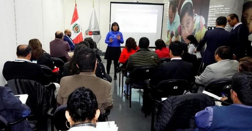 MINEDU: Nada reemplaza a un docente durante el proceso de aprendizaje, sostiene la Viceministra Patricia Andrade - www.minedu.gob.pe
