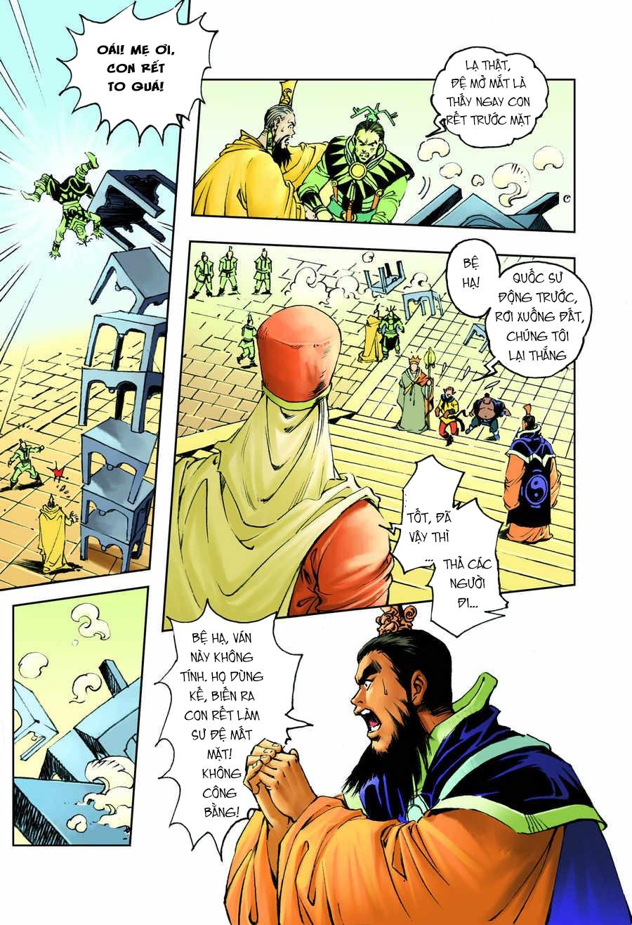 Tây Du Ký màu - Chapter 89 - Pic 6