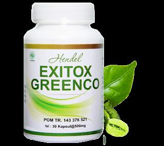 green cofee, green coffee bean, exitox greenco, pelangsing ajaib