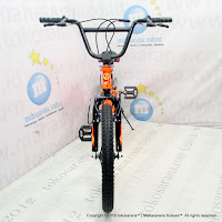 Sepeda BMX Pacific X-Man CRX02 Freestyle 20 Inci