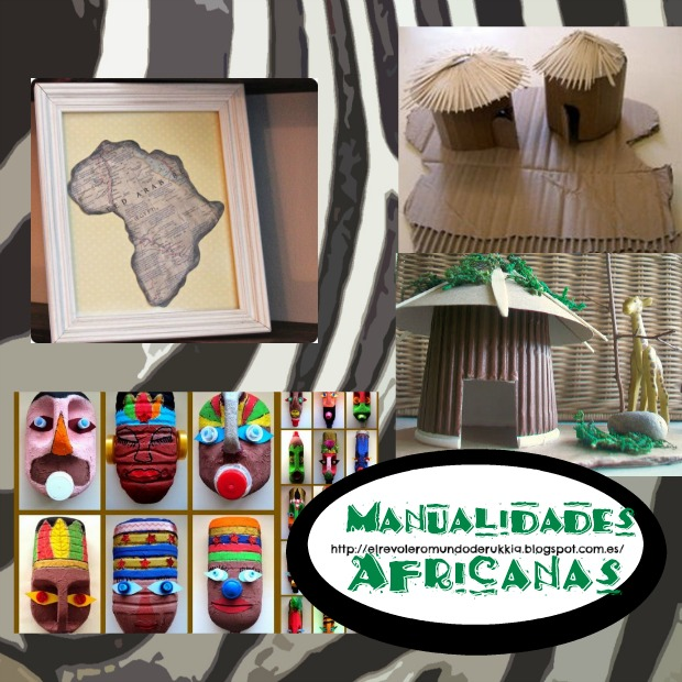 Cabañas.africanas.niños