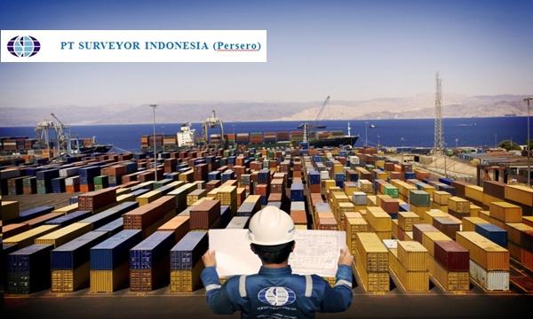 Lowongan Kerja BUMN PT. Surveyor Indonesia (Persero) 2019