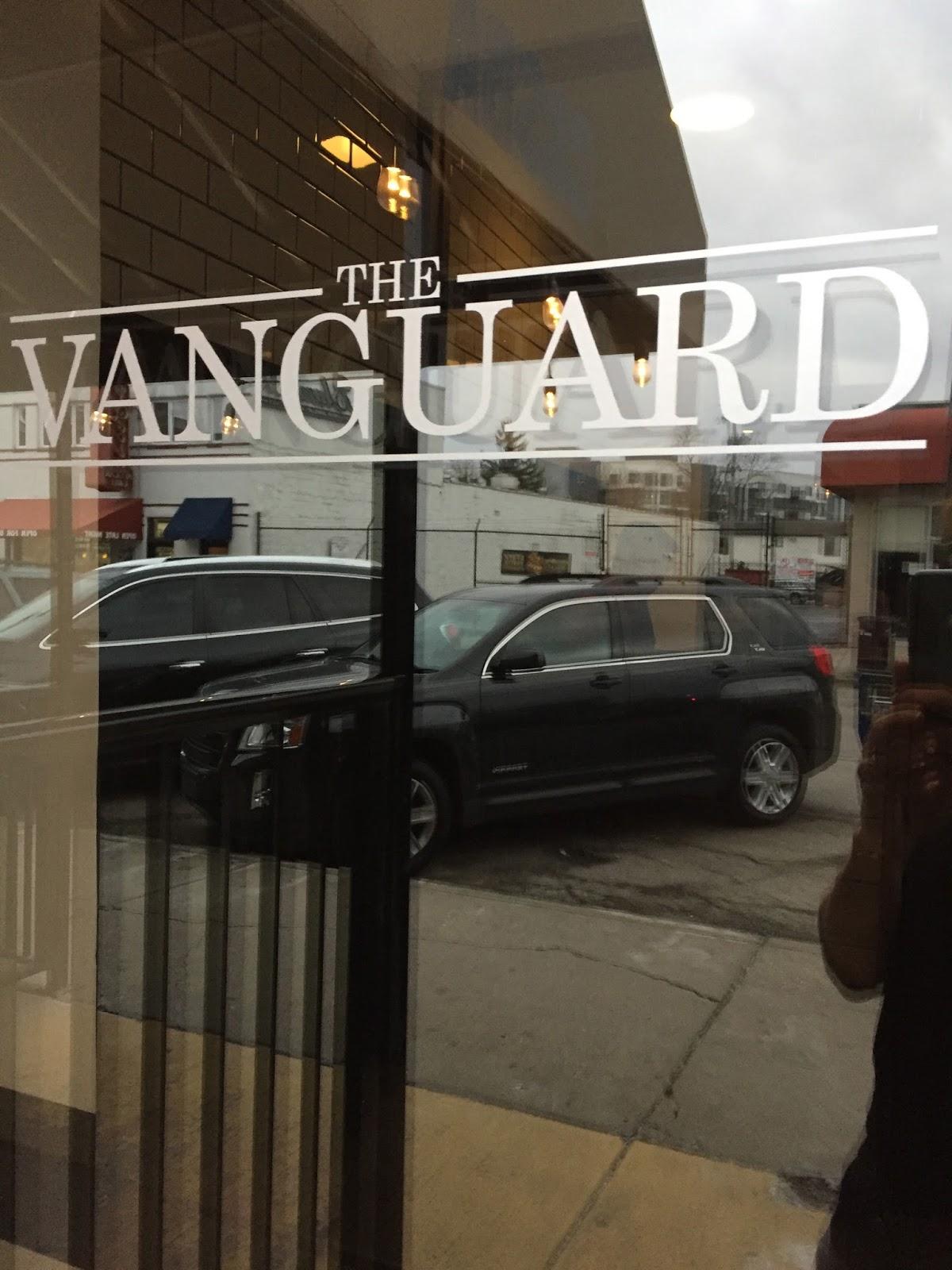 Indianapolis Restaurant Scene: The Vanguard