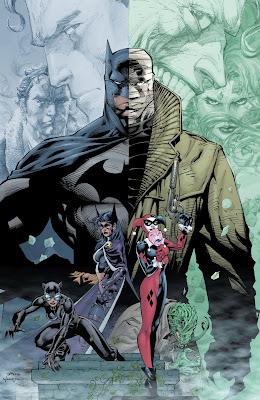 Batman – Hush (Silencio)