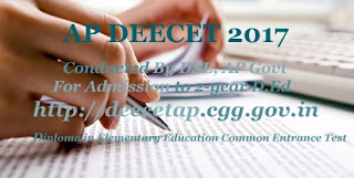AP DIETCET 2017 : Notification, Exam date, Online Application form, Eligibility, Fee, How to Apply-Application form, Test centres, Important dates, Exam schedule