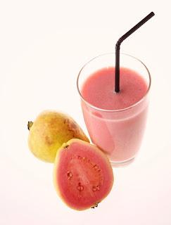 Manfaat dari buah jambu biji merah