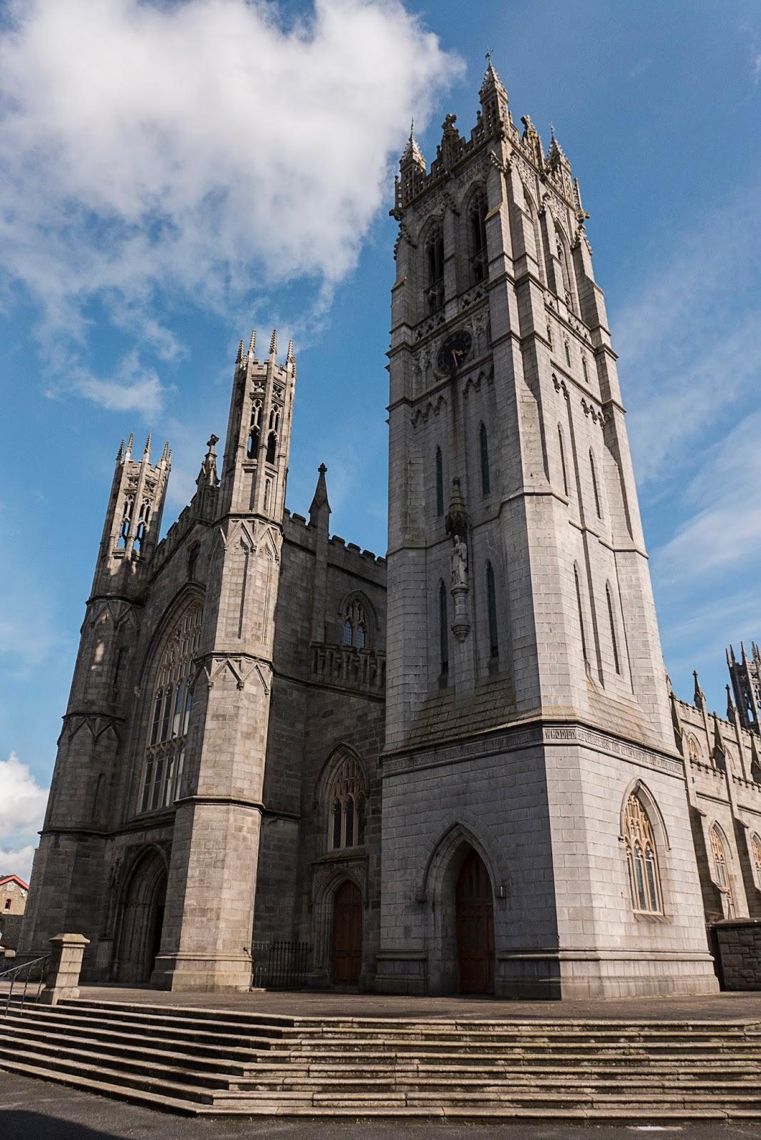 A Backpacker's Life: Dundalk, Republic of Ireland