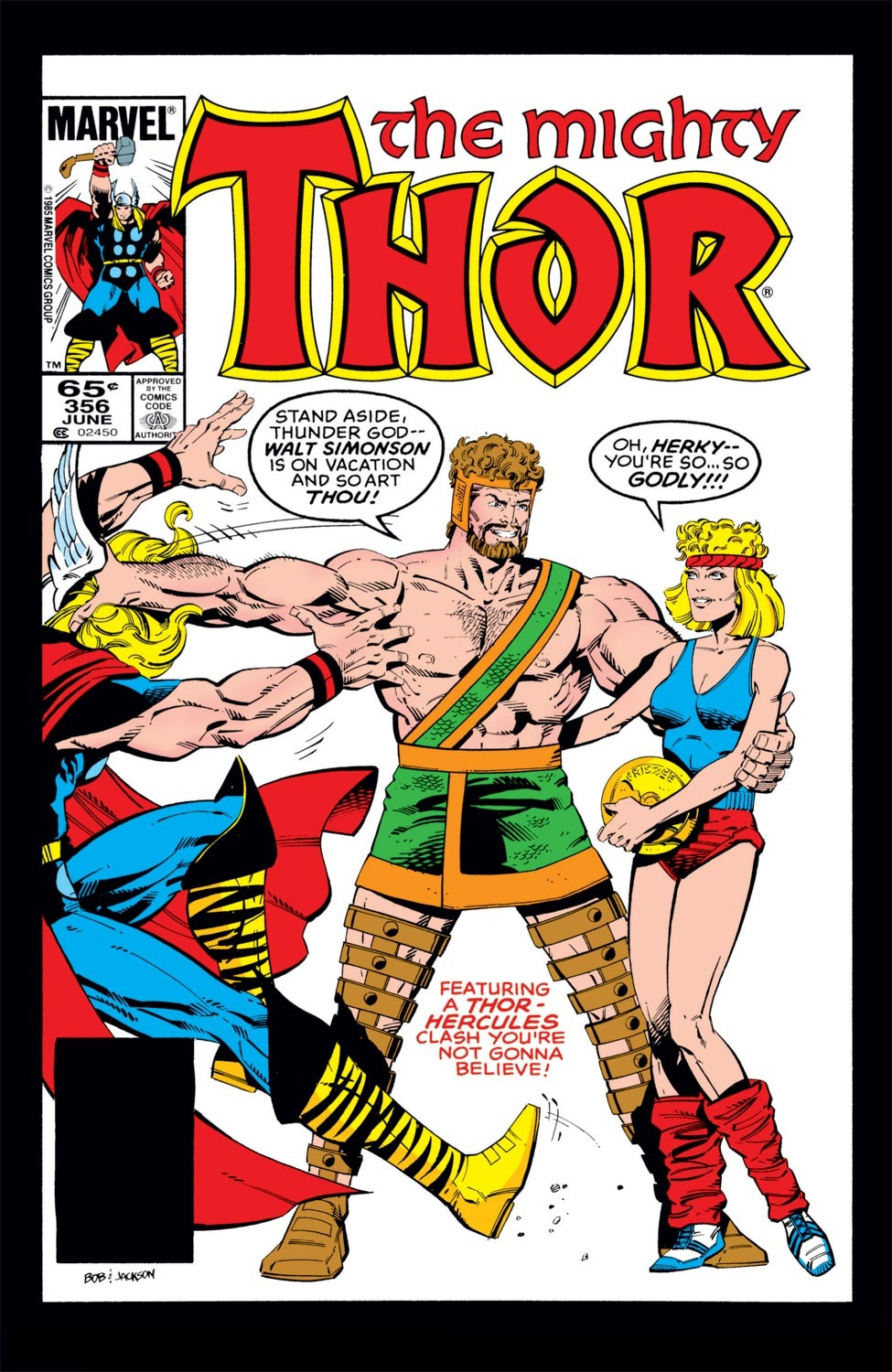 Thor (1966) 356 Page 1