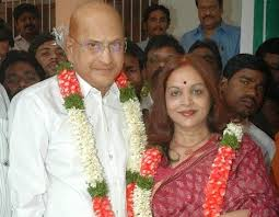 Father (Krishna), Mother (Indira Devi )