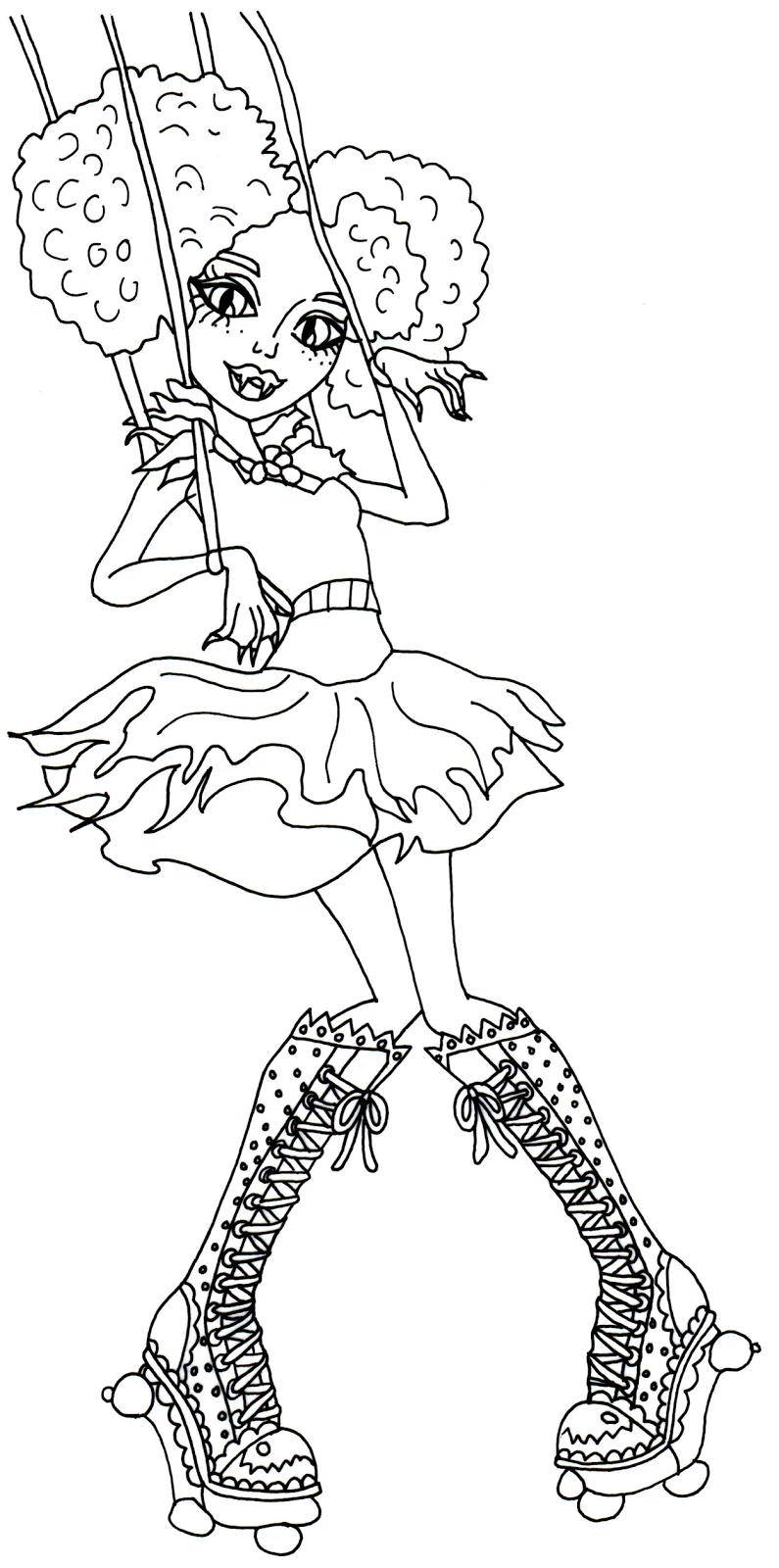 coloring page iris collections