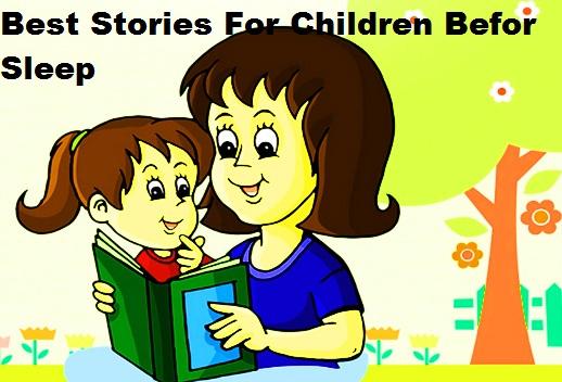 The best story for children before bedtime