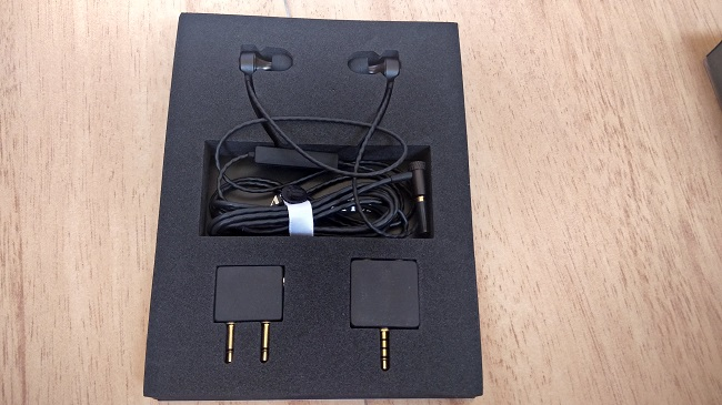 Noir Earphones First Impression
