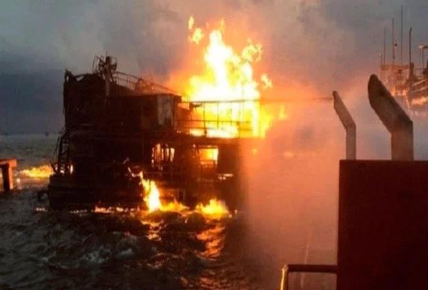 Explosión de tubería en Pdvsa dejó cuatro heridos y un desaparecido