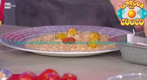 Risotto ai tre pomodori ricetta Barzetti da Prova del Cuoco