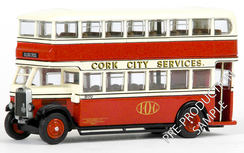 27317 - Leyland TD1 - Cork City Services Exclusive First Editions