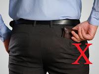 Ini Bahaya yang Ditimbulkan Jika Dompet Ditaruh Saku Belakang Menurut dr. Benedictus Megaputera, SpOT