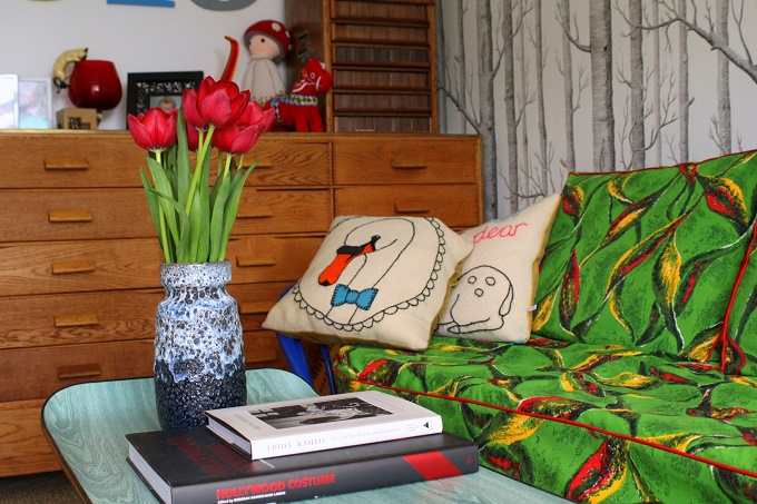 Our Home: the sitting room