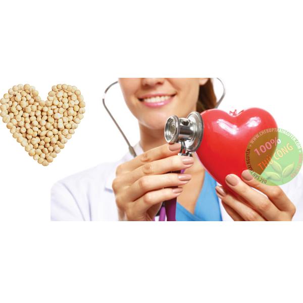 hạt mắc ca tốt cho người bệnh tim