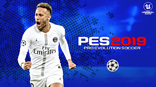 PES 2019 Android Offline English Version 1 GB Best Graphics