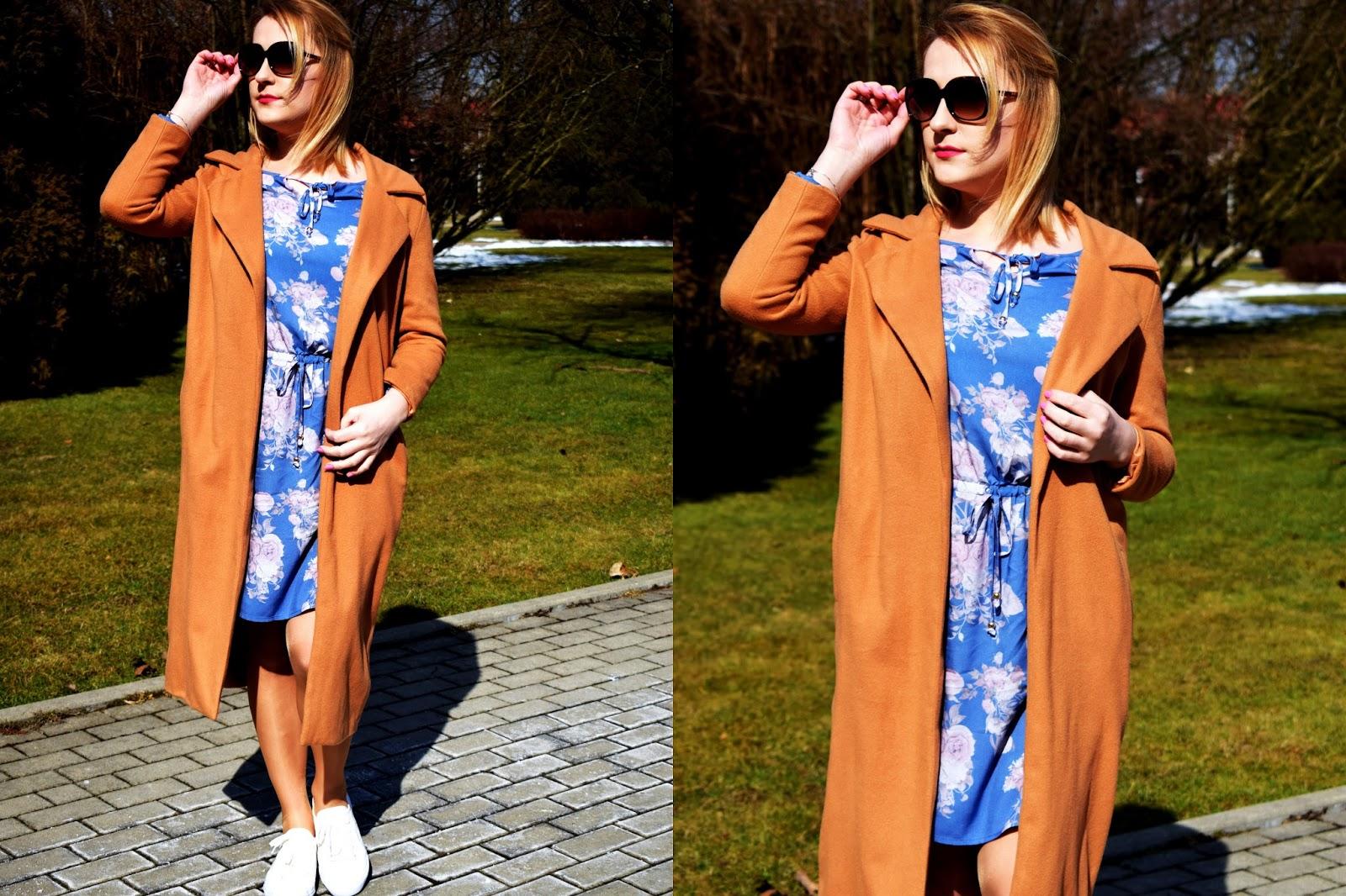 Wiosenna stylizacja z Bonprix
