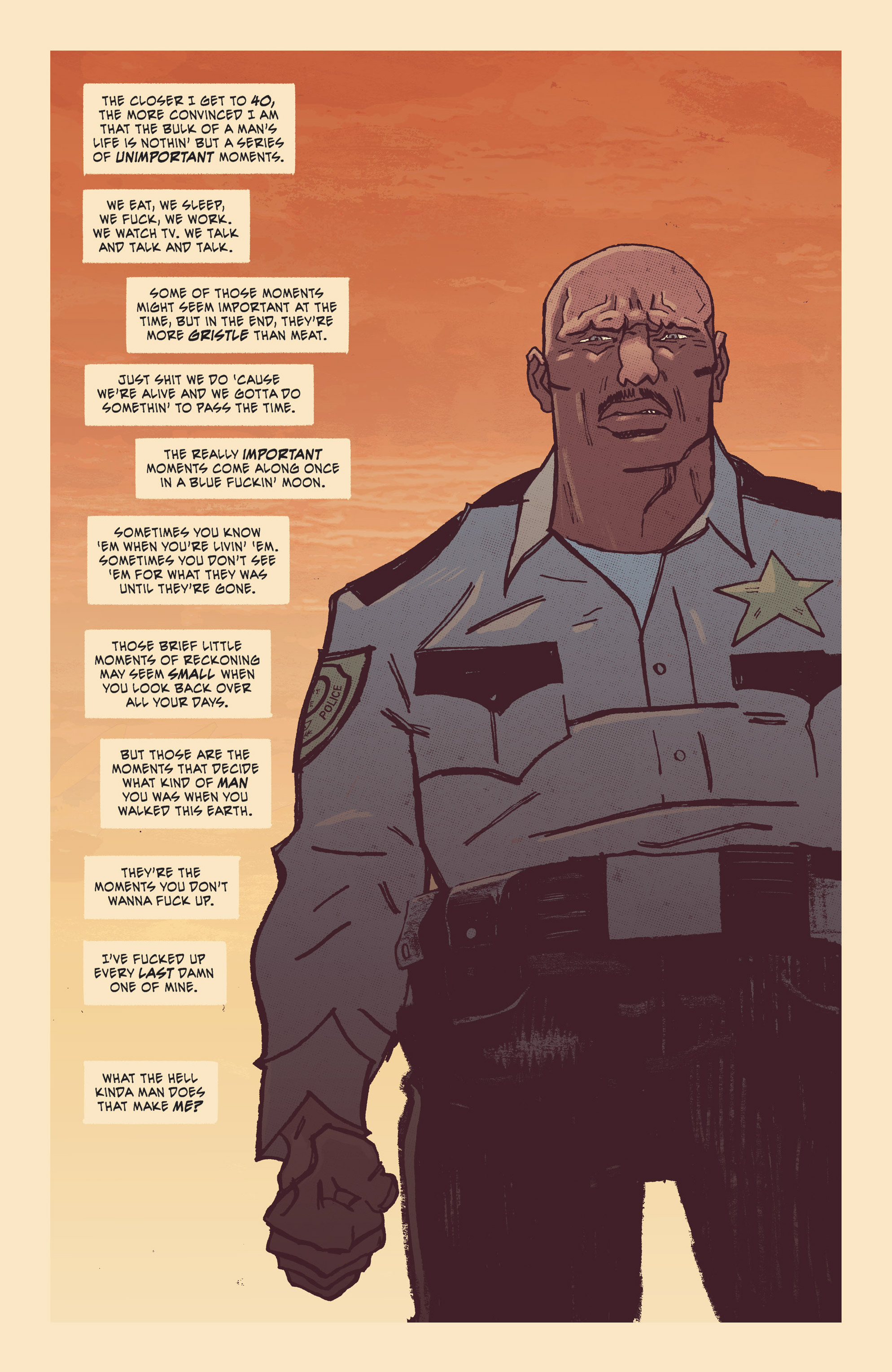 Read online Southern Bastards comic -  Issue #9 - 3