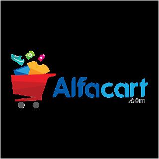 Alfacart Logo vector (.cdr) Free Download