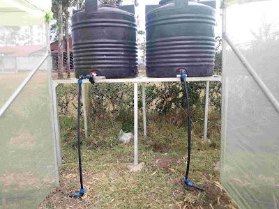 Drip irrigatin kit in kenya