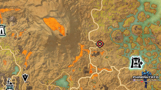 Vvardenfell CE Treasure Map 1